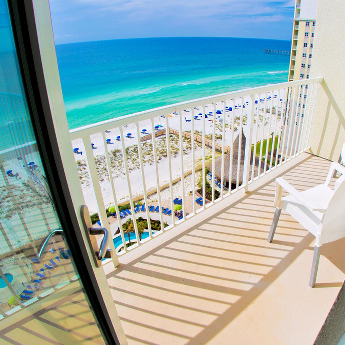 Rooms  Holiday Inn Resort Pensacola Beach FL
