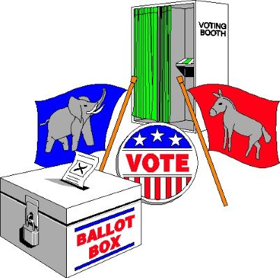 U.S. General Election Day. Exercise Your Right to Vote. By Holiday Insights