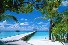 Отдых на острове Хайнань, Ялунвань - пляжи с белым песочком.