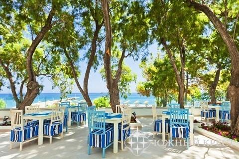 Отдых на острове Кос, Псалиди, один из отелей