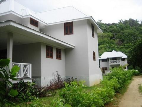 отдых на Сейшельских островах, остров Силуэт, дом семьи Добан (Dauban)