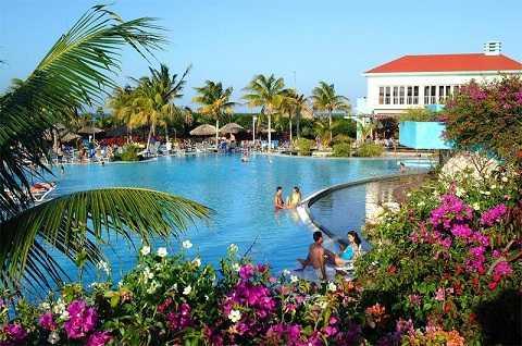 Отдых на Карибских островах, Кайо-Коко - один из отелей 5 звезд