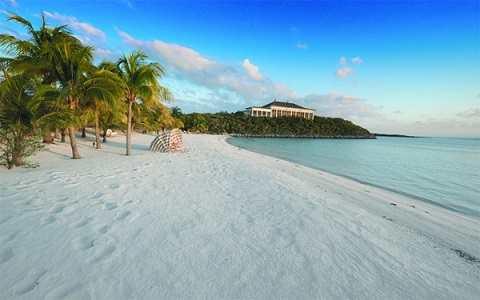 Отдых на Карибских островах, Багамы - белоснежные пляжи, чистейшие воды