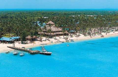 Отдых на Карибских островах, Доминикана - белоснежные пляжи