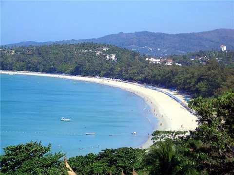 Отдых на островах Таланда, Пхукет - прекрасные пляжи