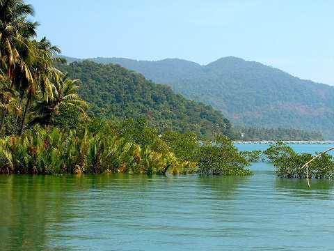 Отдых на островах Тайланда, остров Чанг