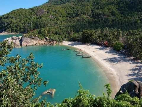 Отдых на островах Тайланда, Ко Чанг , тихие уголки