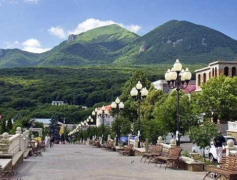 Кавказские Минеральные Воды - Железноводск
