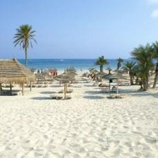 Отдых на Джербе, Тунис - пляжи Джербы
