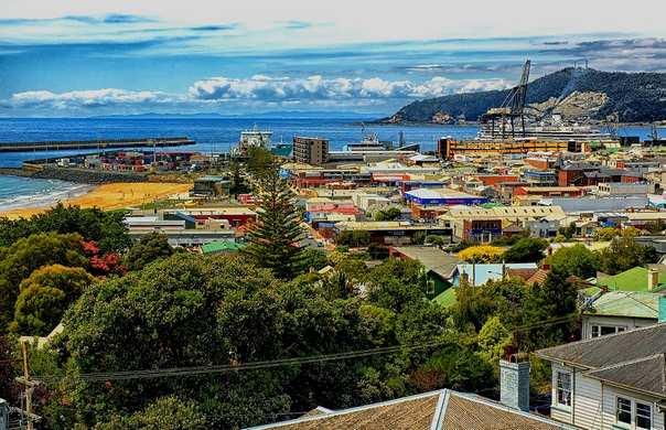 Остров Тасмания - Девонпорт
