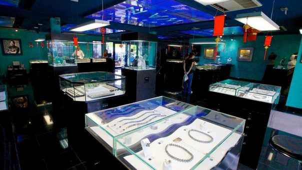 Острова Французской Полинезии - Музей жемчуга на острове Таити