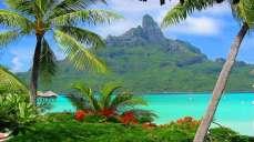 Острова Французской Полинезии - остров Бора-Бора