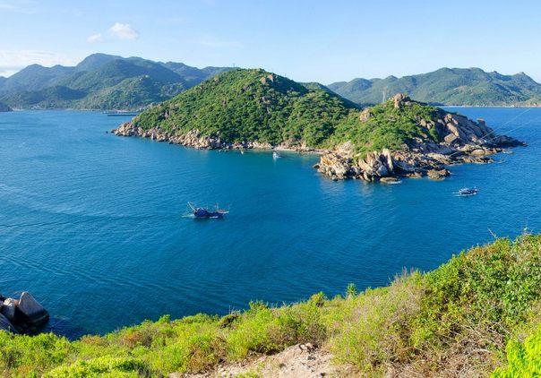 Лучшие острова Вьетнама для отдыха - Бинь Ба