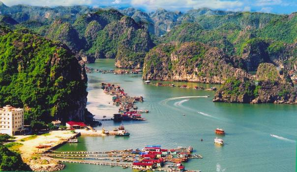 Лучшие острова Вьетнама для отдыха - Катба