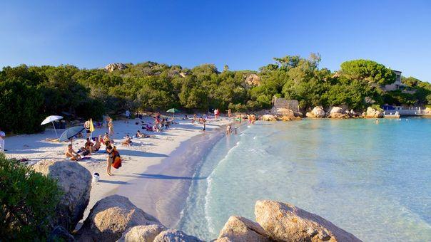 Отдых на острове Сардиния - пляжи Арцакена