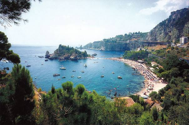 Отдых в Сицилии, цены - Таормина