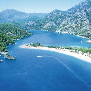 Даламан Турция пляжи