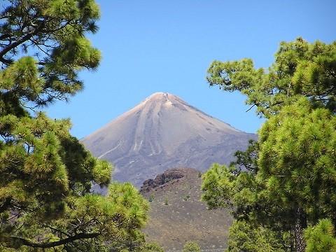 Отдых на острове Тенерифе, вулкан Тейде