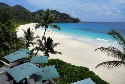 отдых на Сейшельских островах, остров Маэ - пляж Анс Интенданс (anse intendance).