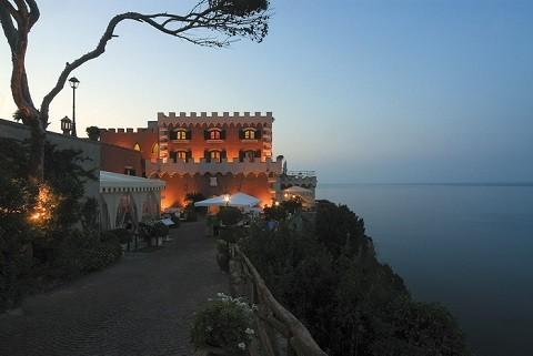 Отдых на острове Искья - Отель Mezzatorre Resort & Spa