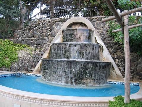 Отдых на острове Искья, термальный парк