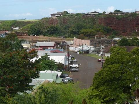 Отдых на Гавайских островах, город Ханапепе на острове Кауаи