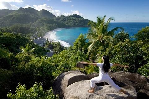 отдых на Сейшельских островах, остров Ла Диг - уникальная природа острова сохраняется в первозданном виде