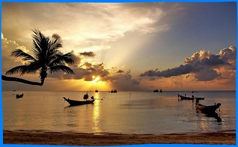Отдых на островах Тайланда, Ко Панган - удивительный остров