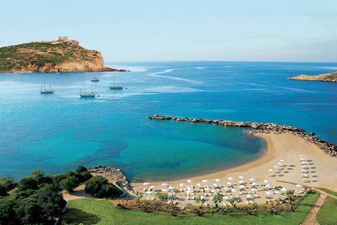 Отдых на островах Греции, северная часть острова Крит