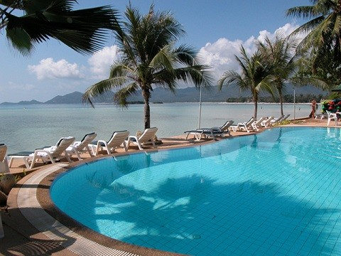 Отдых на островах Тайланда, остров Самуи прекрасные отели