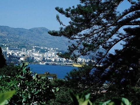 Отдых на островах Испании, канарские острова, Пальма самый зеленый остров на архипелаге