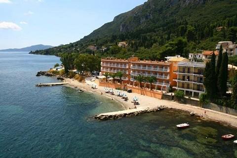 Отдых на островах Греции, остров Корфу, прекрасные пляжи