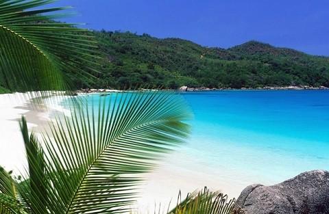 отдых на Сейшельских островах, остров Праслин имеет много отличных пляжей
