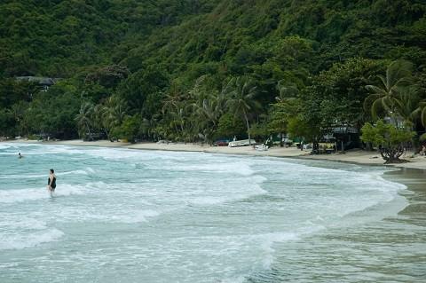 Отдых на островах Тайланда, остров Самет имеет очень красивые пляжи