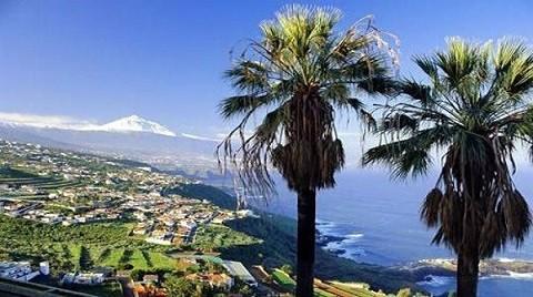 Отдых на островах Испании, канарский архипелаг, второй по величине романтичный остров Фуэртевентура