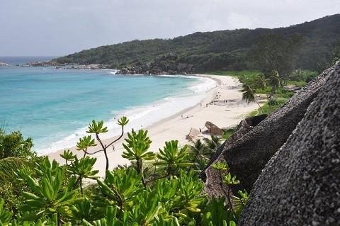 отдых на Сейшельских островах, остров Ла Диг - великолепные пляжи