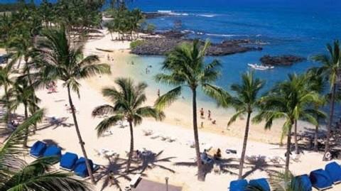 Отдых на Гавайских островах, пляжи Северной Кохалы на Большом острове