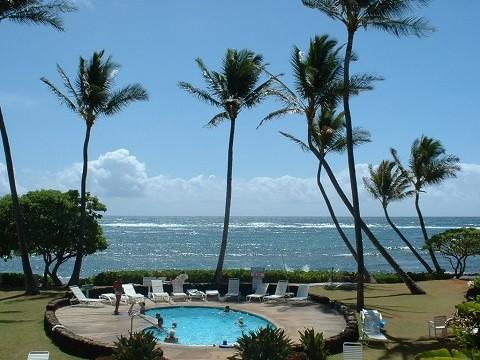Отдых на Гавайских островах, восточное побережье Кауаи