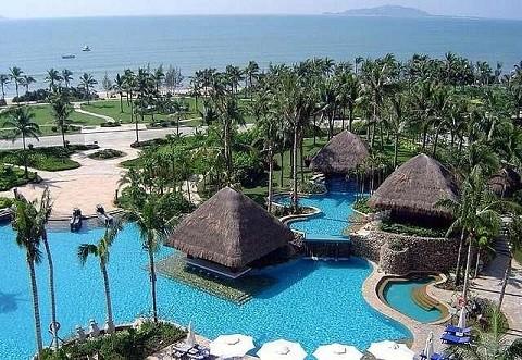 Отдых на острове Хайнань, Курорт Санья - великолепные отели