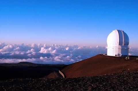 Отдых на Гавайских островах - Обсерватория Халекала