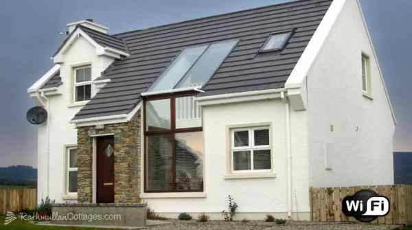 Clearwaters Holiday Home with free wifi