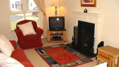 Living room of Clearwaters Holiday Home