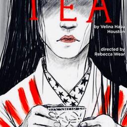 "Velina (武智) Hasu-Houston, ""Tea: A Novel"", 1993."