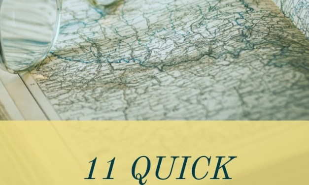 11 Quick Travel Quotes