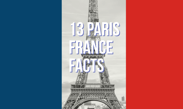 Paris France Facts