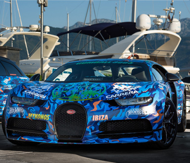 Mykonos Luxury cars