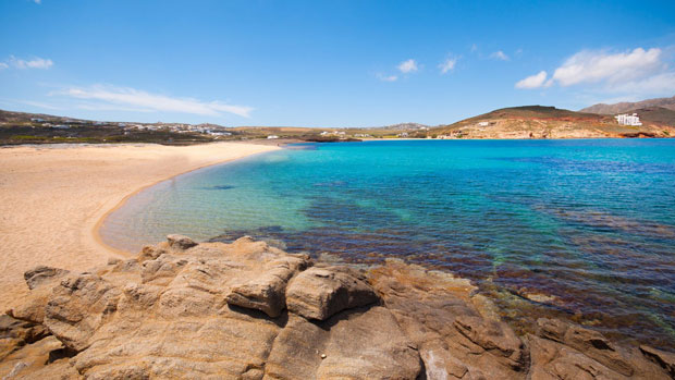 Ftelia Beach