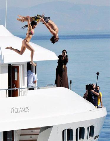 Mykonos Celebrities