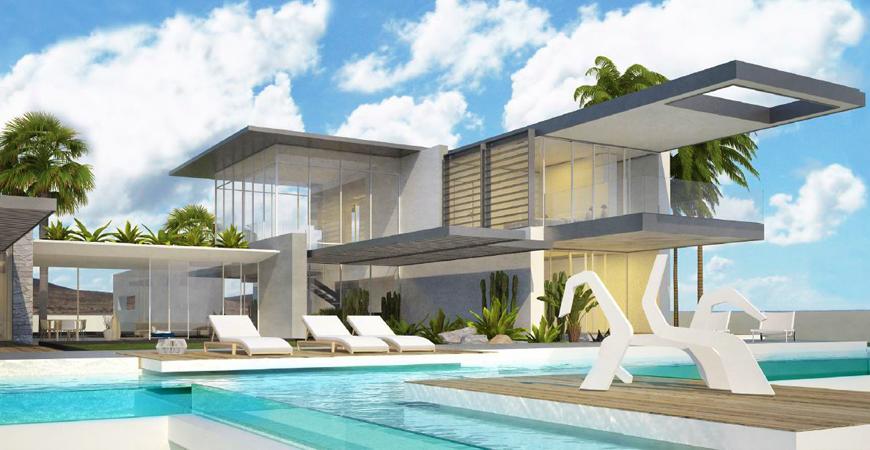 Real estate Mykonos