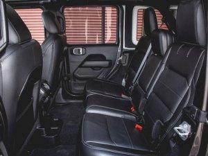 Rent a Jeep wrangler in Mykonos